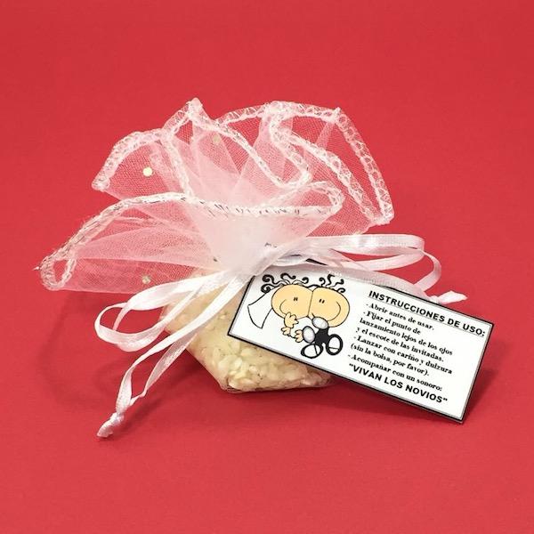 Bolsas de arroz / Rice Sack mod. 15