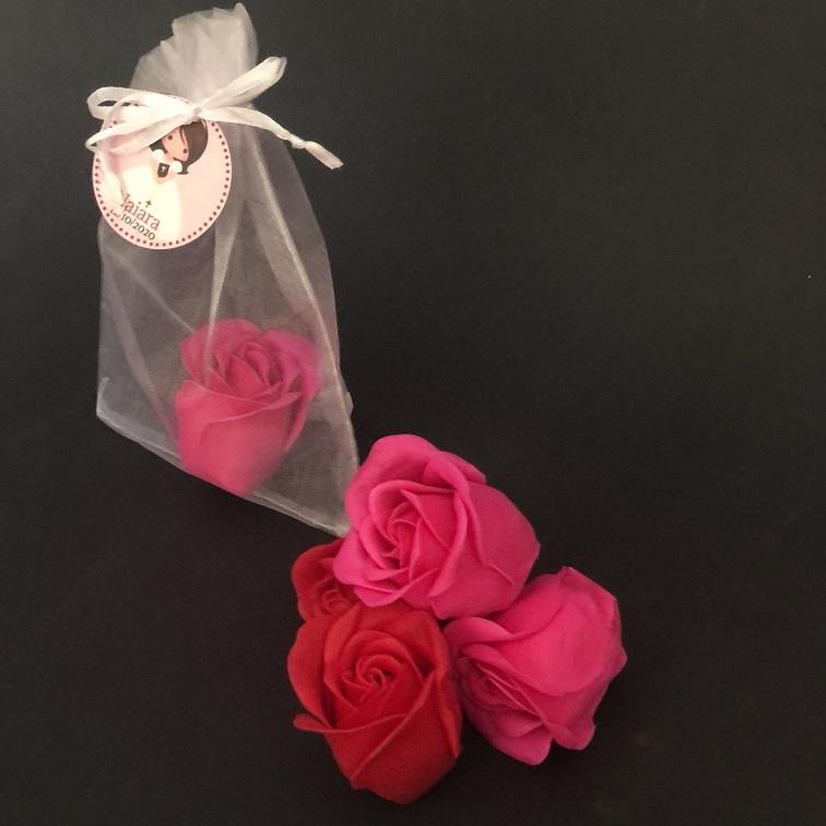 Rosas perfumadas decoradas 3