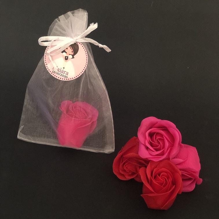 Rosas perfumadas decoradas 4