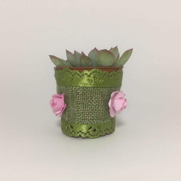 Flora Succulent Boho Chic Style