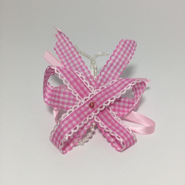 Lazo chupete colores rosa o azul